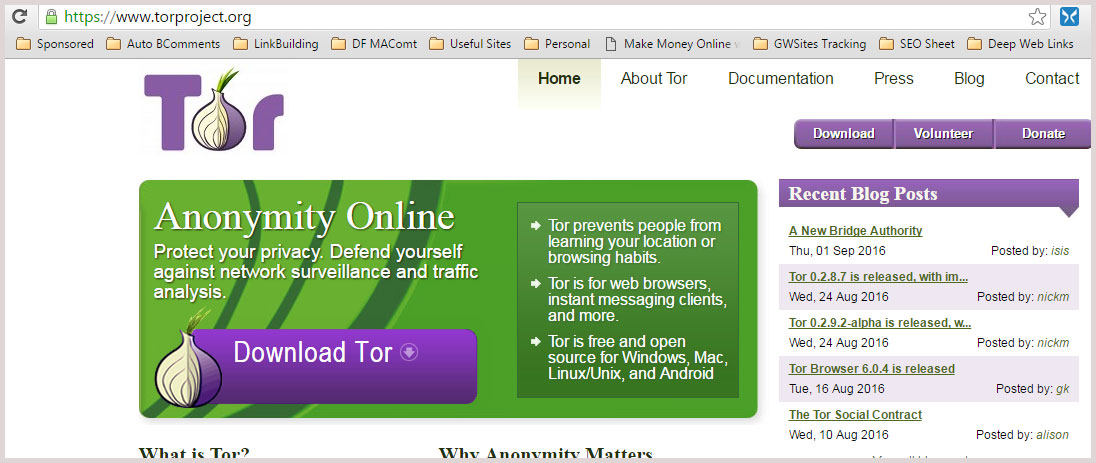 how to use tor bundle with chrome