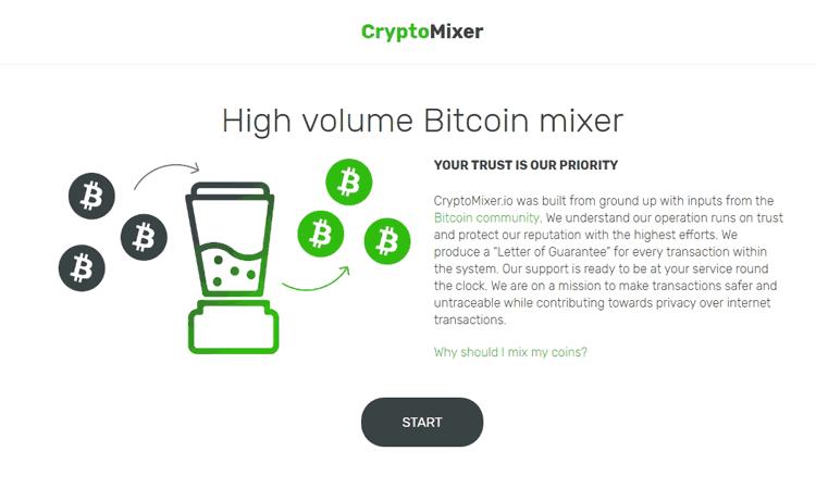 CryptoMixer.io