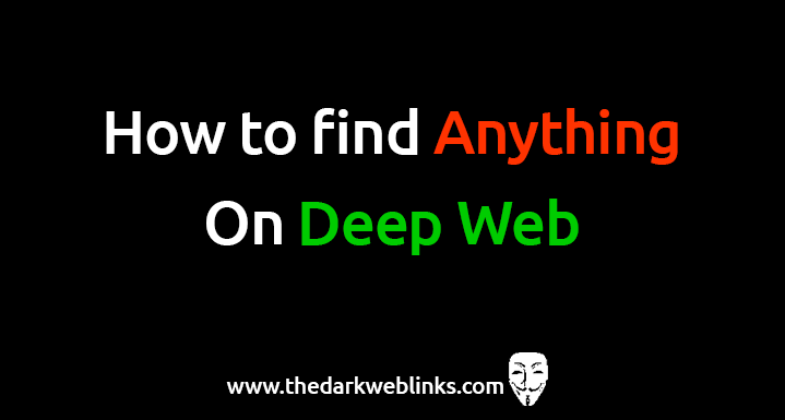 How to find deep web sites complete guide ccuart